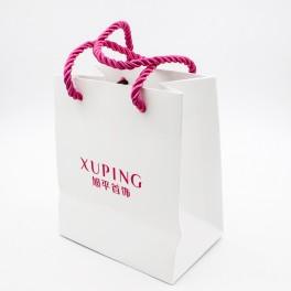 Фирменный подарочный пакет Xuping 12х14х8 см