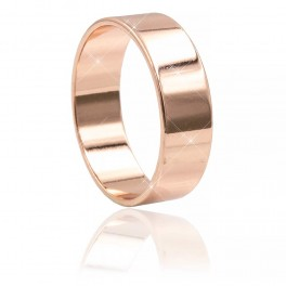 Кольцо (позолота) «Американка» 6мм