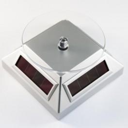 Подставка вращающаяся для бижутерии на солнечных элементах