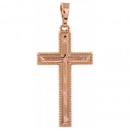 Крестик – позолота