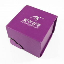 Коробочка для колец с надписью Xuping