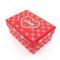 Коробка подарочная (1 шт.) 13 х 9 х 6 см